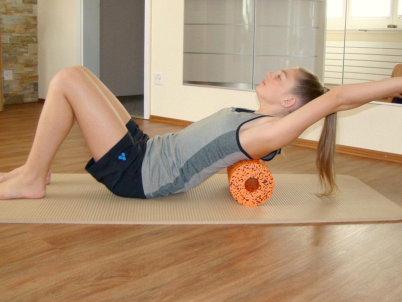 Fascial Fitness - Blackroll: Physiotherapie Anja Wieland, Menziken