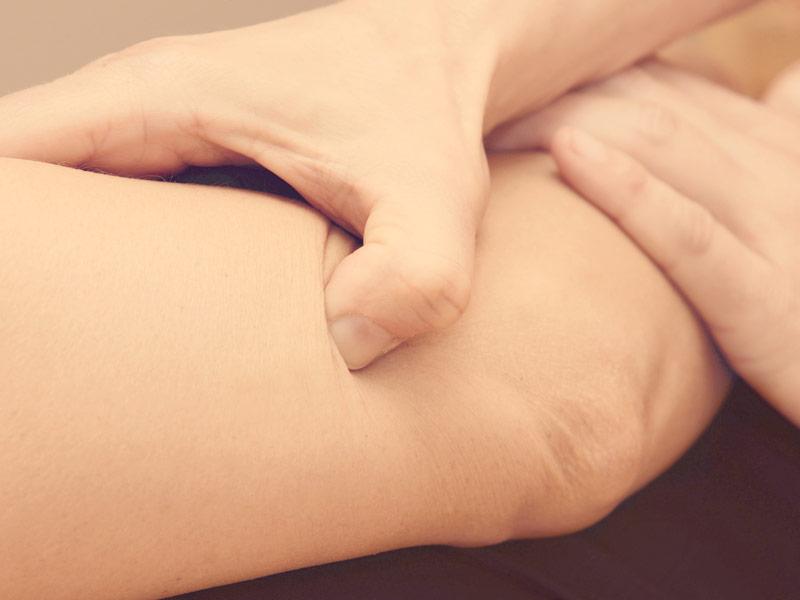 FDM-Behandlung - Physiotherapie Anja Wieland, Menziken
