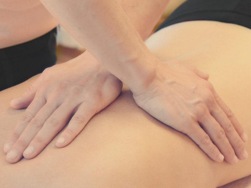 Medizinische Massage - Physiotherapie Anja Wieland, Menziken